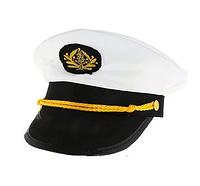 Морская фуражка капитана с узором