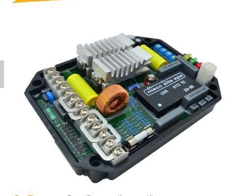 Генератор автоматический регулятор напряжения AVR UVR6, фото 2
