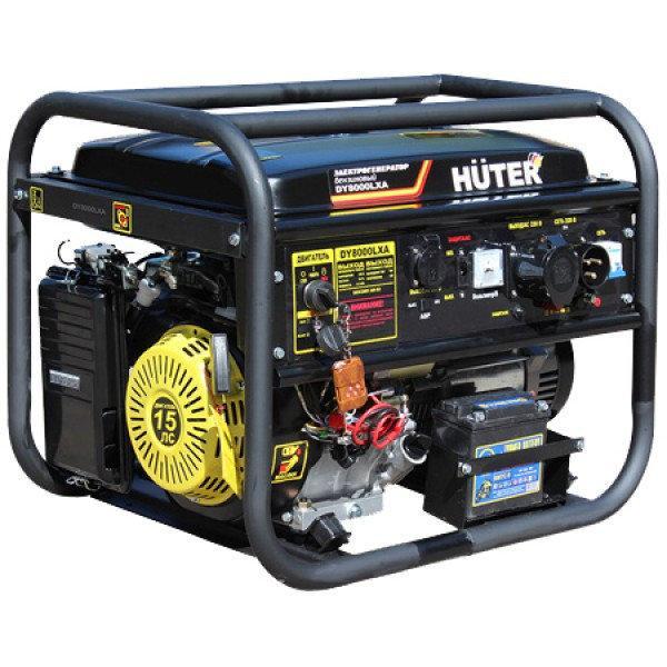 Электрогенератор HUTER DY8000LXA (с АВР)
