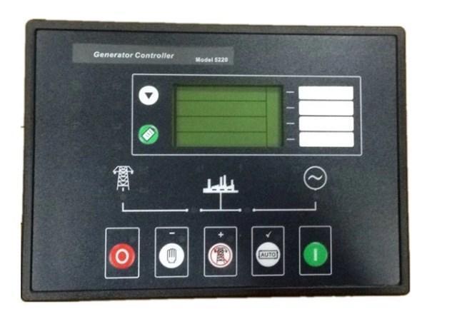 5220 DSE5220 цифровой дизельный контроллер генератора модуль автоматического запуска, фото 2