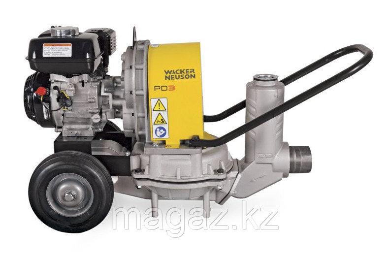 Бензиновая мотопомпа для грязной воды Wacker Neuson PTS 4V