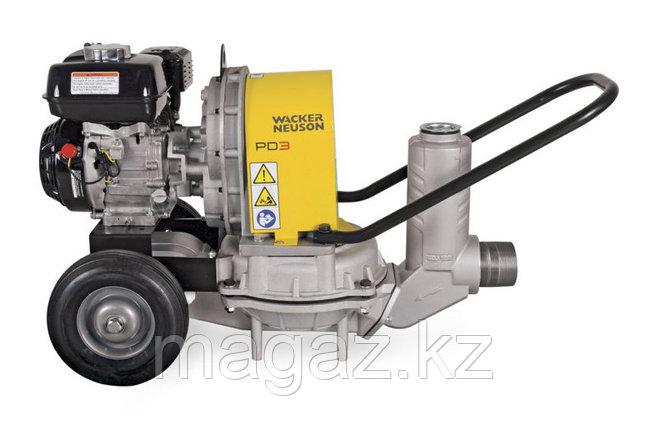 Бензиновая мотопомпа для грязной воды Wacker Neuson PTS 4V, фото 2
