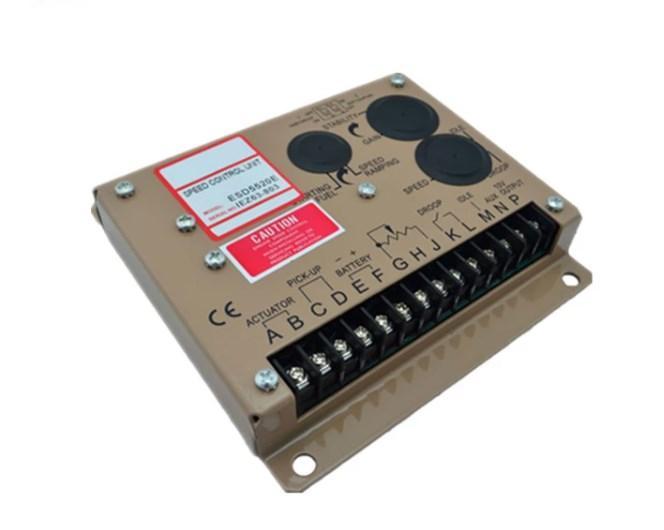 Контроллер скорости генератора ESD5520E