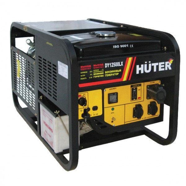 Электрогенератор HUTER DY12500LX (8500Вт)