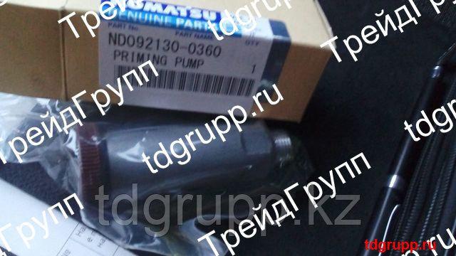 ND092130-0360 Насос подкачки Komatsu PC400-7