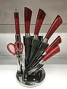 Набор кухонных ножей Vicalina vl-502, 8 предметов.