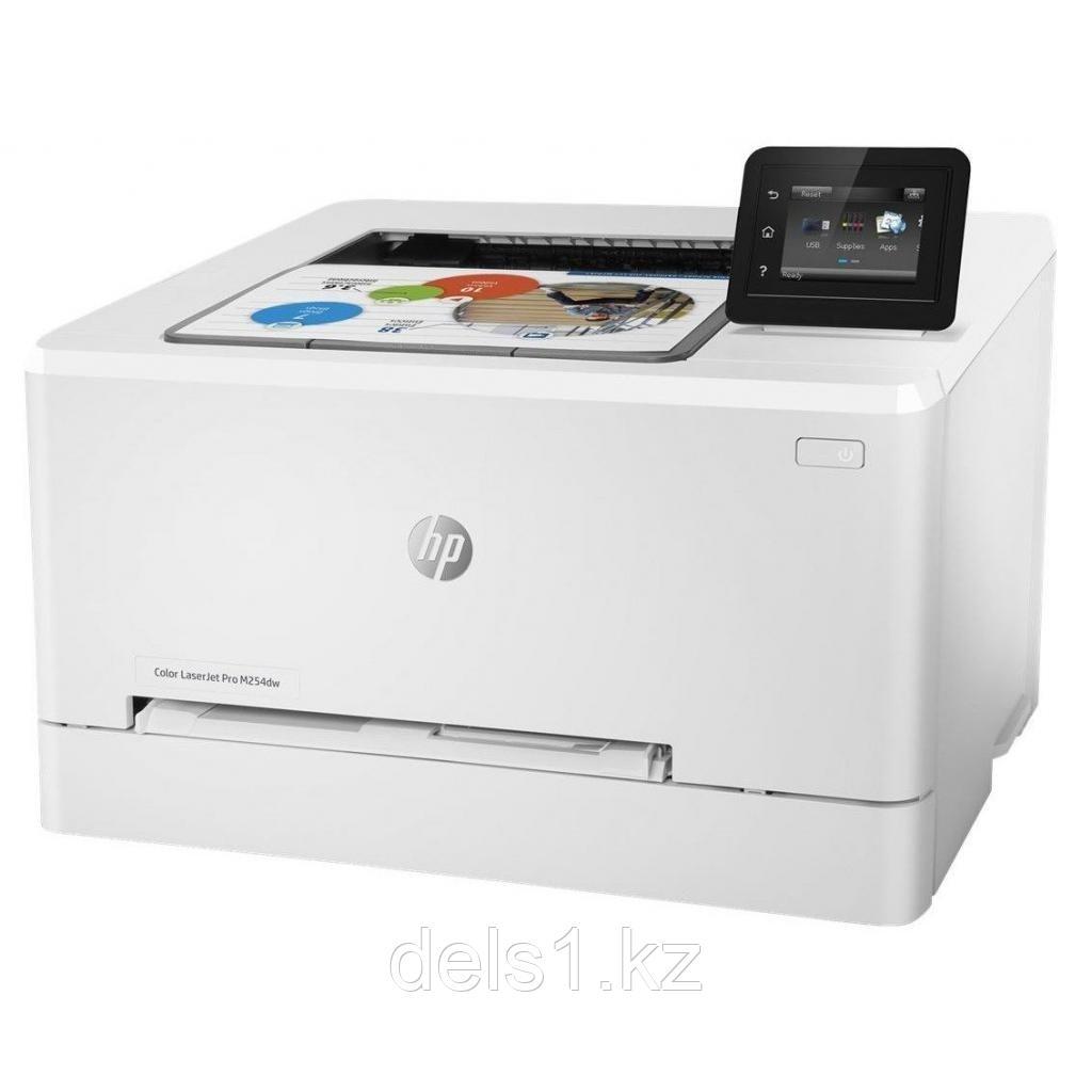 Лазерный принтер для цветной печати HP Color LaserJet Pro M254dw