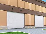 Промышленные секционные ворота ISD01, фото 2