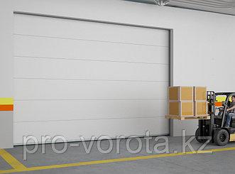 Промышленные секционные ворота ISD ThermalPro