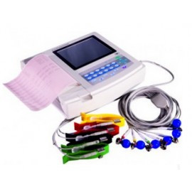 Цифровой электрокардиограф 12 канальный КМП-С1200i