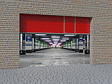 Секционные противопожарные ворота с классом огнестойкости EI60, фото 2