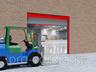 Шторы противопожарные с классом огнестойкости E120 I60