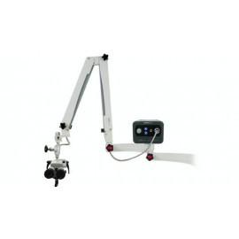 Микроскоп для ЛОР-хирургии / микроскоп для стоматоогической хирургии / настенный / на роликах OMS2300(Chammed)