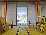 Ангарные ворота и нестандартные конструкции по индивидуальным проектам, фото 5