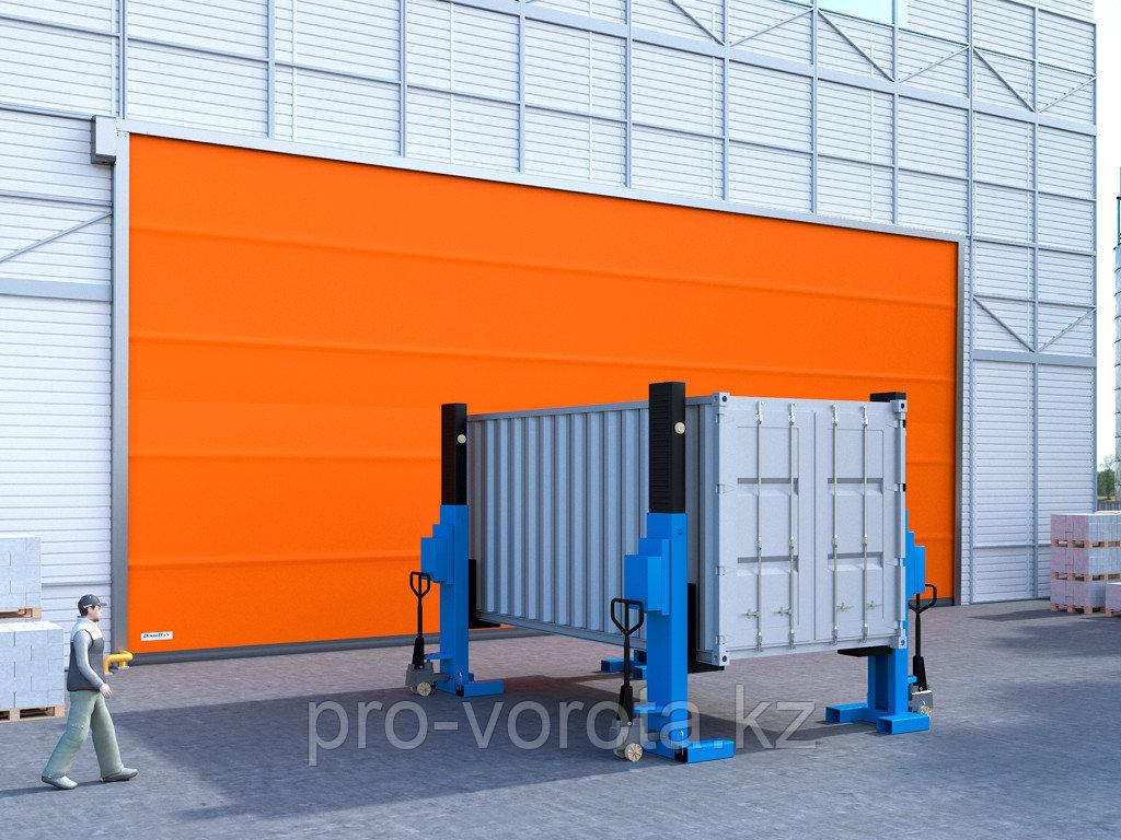 Система подъема контейнеров серии SPK