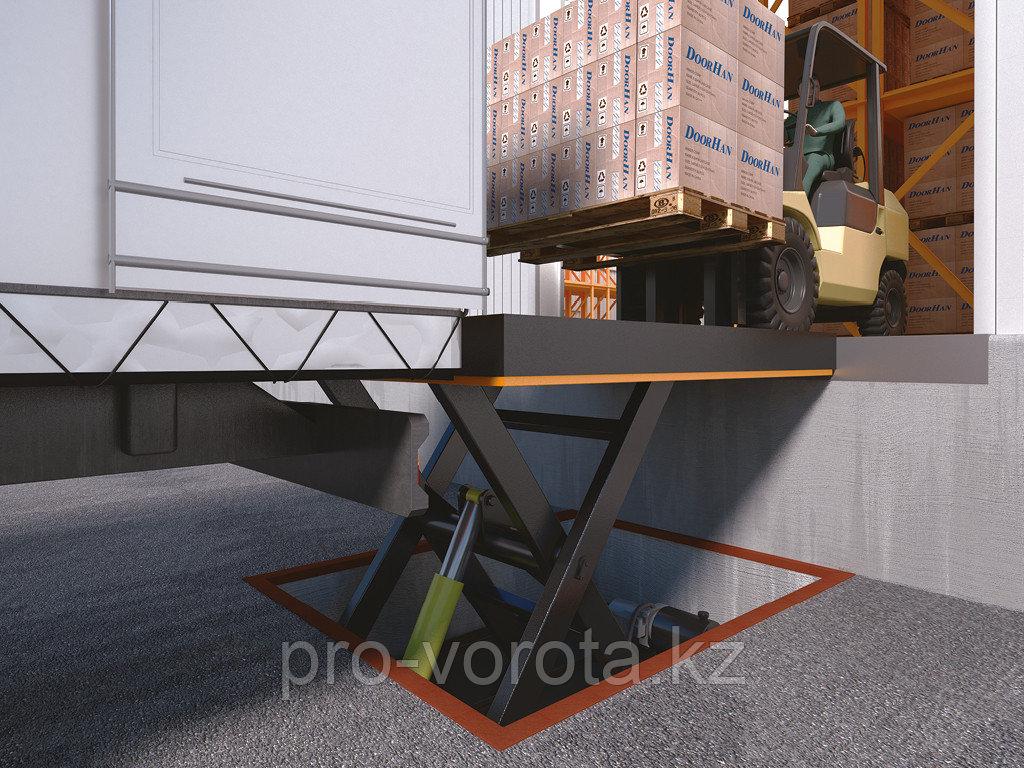 Стол подъемный с тремя парами ножниц серии 3LT