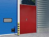 Противопожарные двухстворчатые двери, фото 2