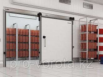 Дверь откатная для охлаждаемых помещений