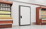 Дверь распашная для охлаждаемых помещений, фото 3