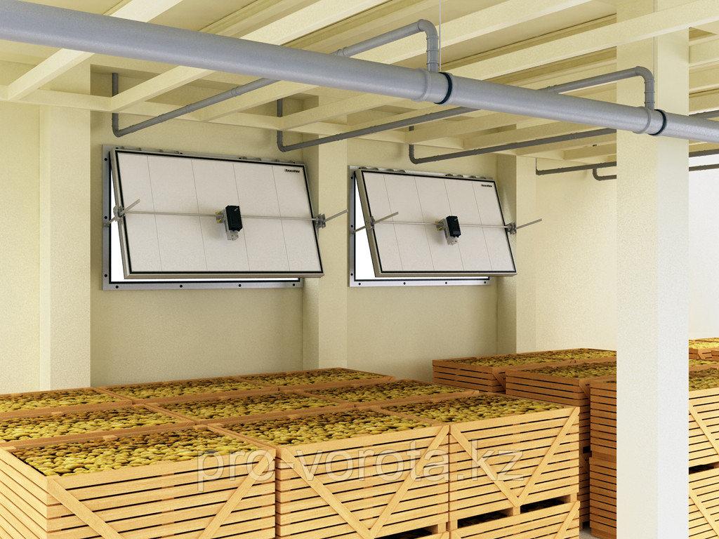 Вентиляционный клапан для овощехранилищ