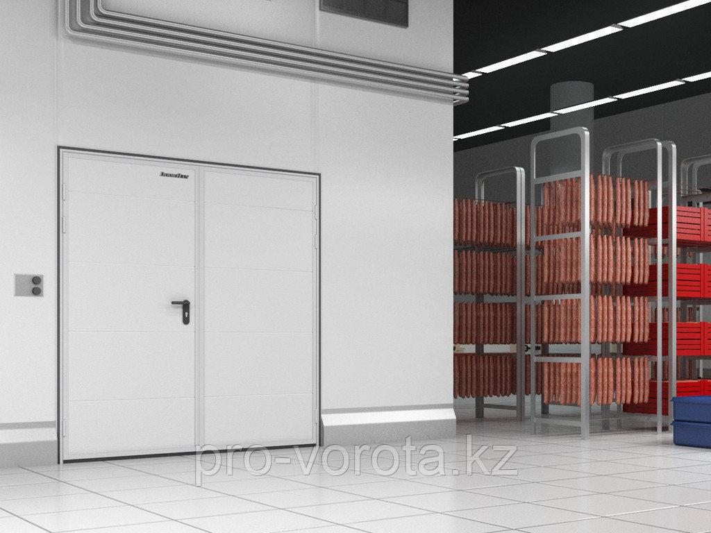 Двери технологические двухстворчатые