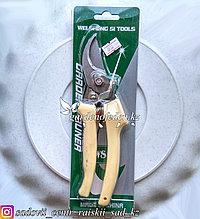 "Секатор ""Welshening si Tools"". Пластиковые рукоятки."