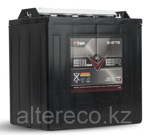 Тяговый аккумулятор Trojan S-875 (8В, 165Ач), фото 2