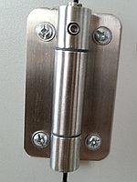Пластиковый навес(петля) для двери сантехнической