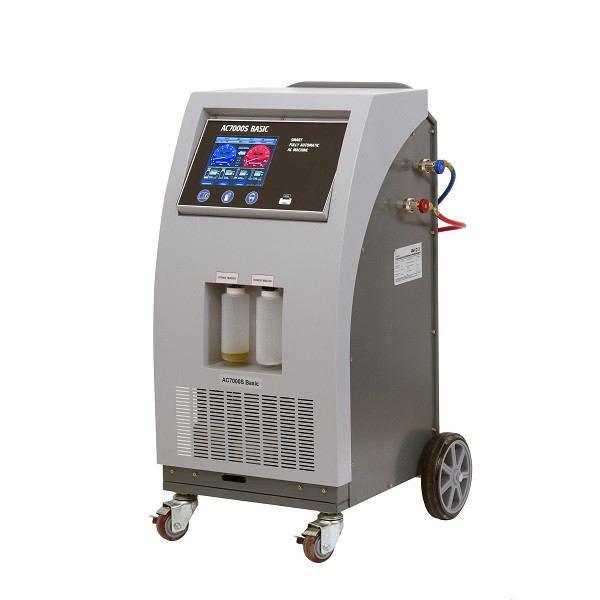 GrunBaum AC7000S Basic, автоматическая, R134