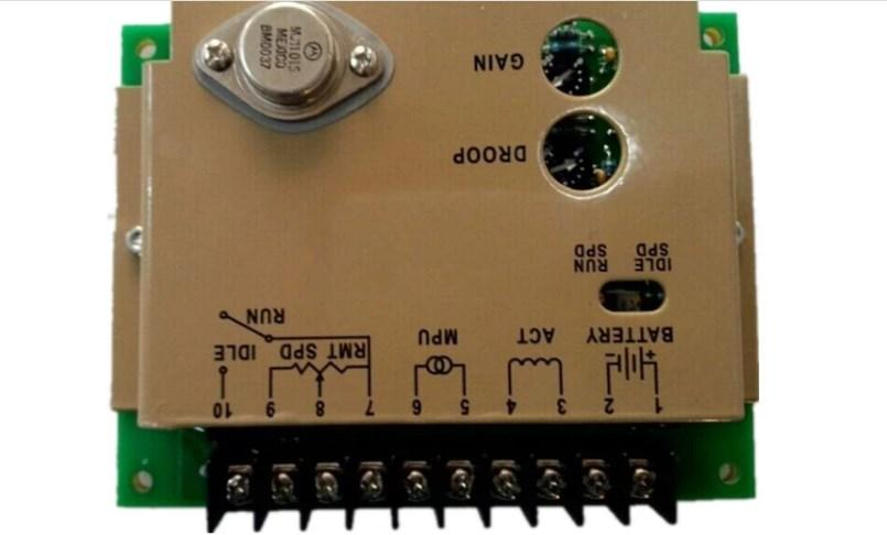 Автоматический генератор Панель управления скоростью 4913988