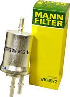 Топливный фильтр mann WK 69/2