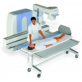 Дистанционноуправляемая система для рентгенографии и флюороскопии Nikaia