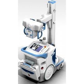Мобильный аккумуляторный рентген аппарат «MEDSTAR» TX-40-HF-B-D