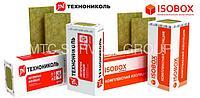 Минераловатная тепло-,звукоизоляция ТехноНиколь, Isobox