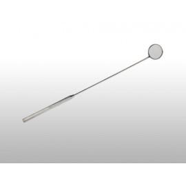 Зеркало гортанное д-22 мм с ручкой (Зер Г-22)