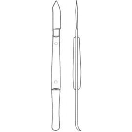 Н-99 Нож - шпатель N2, 182 мм