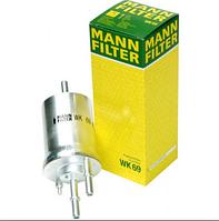 Топливный фильтр mann WK 69