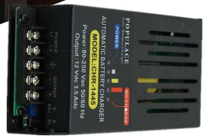 Дизель генератор автоматический генераторной установки зарядное устройство CHR-1445 12 В, фото 2