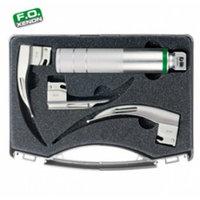 Ларингоскопический набор Миллер/Макинтош, педиатрия F.O. LED
