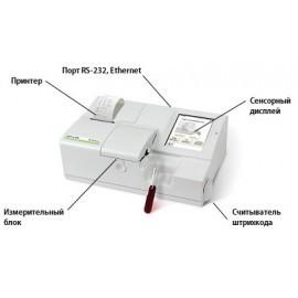 Анализатор для определения электролитов крови OPTI LION