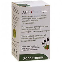 Тест полоски холестерина для ABK Care Multi №25