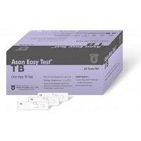 Экспресс тест для определения антител к Микобактерии Tуберкулеза (Asan Easy Test TB)
