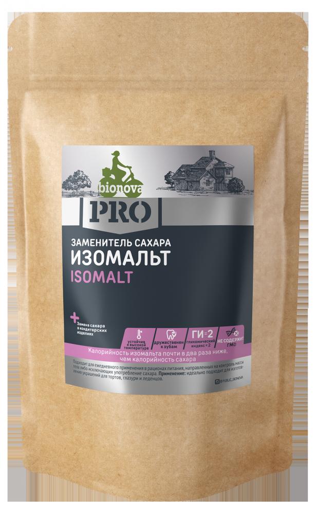 Заменитель сахара Изомальт Bionova® 1кг