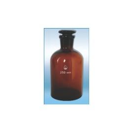 Склянки для реактивов (тёмное) стекло
