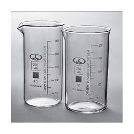Стаканы лабораторные с делениями высокие В-1-100 ТС