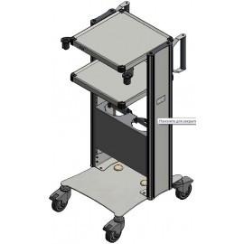 Стойки передвижные с принадлежностями для оборудования ФОТЕК