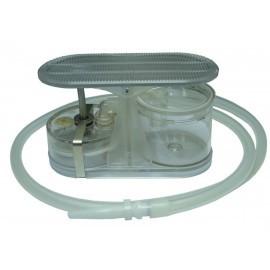 Аспиратор портативный медицинский с механическим приводом АПМ-МП-1