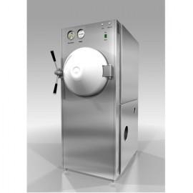 Горизонтальный паровой стерилизатор ГК-100-3