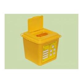"""Емкость для сбора колюще-режущих медицинских отходов одноразовая ЕСО-02 """"Елат""""-01 на 0,5л"""