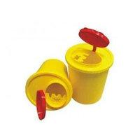 Емкость-контейнер для сбора острого инструмента емк. 0.75 л